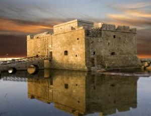 Paphos Fort Cyprus